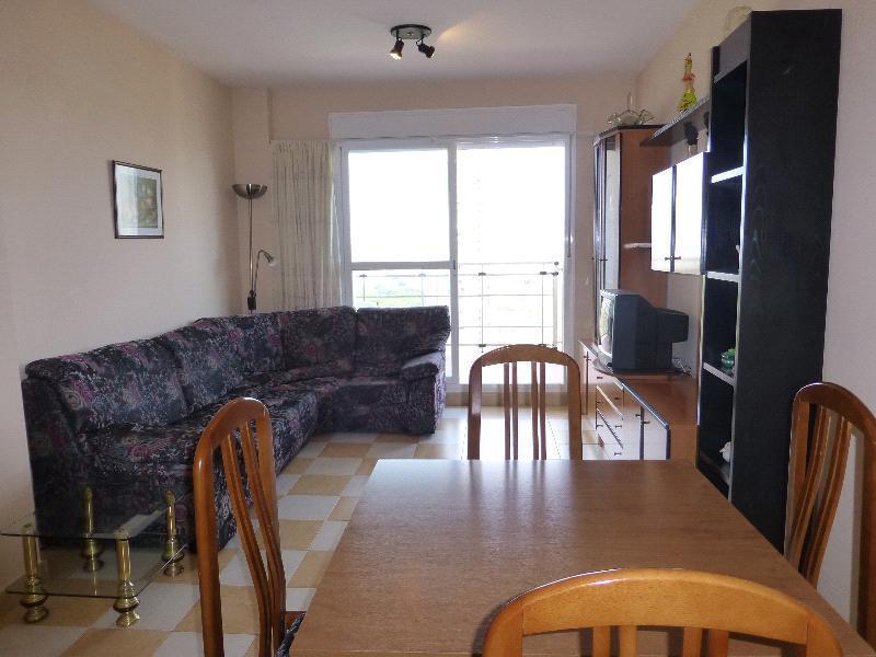 Apartamento en venta en Benidorm,vistas a mar y montaña.