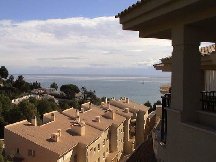 Apartamento en venta en Altea, en primera línea de playa