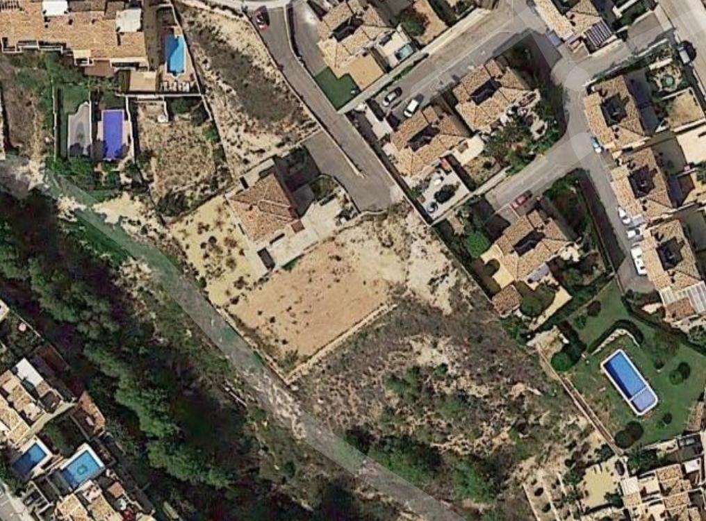 Grundstück zu verkaufen in La Nucia