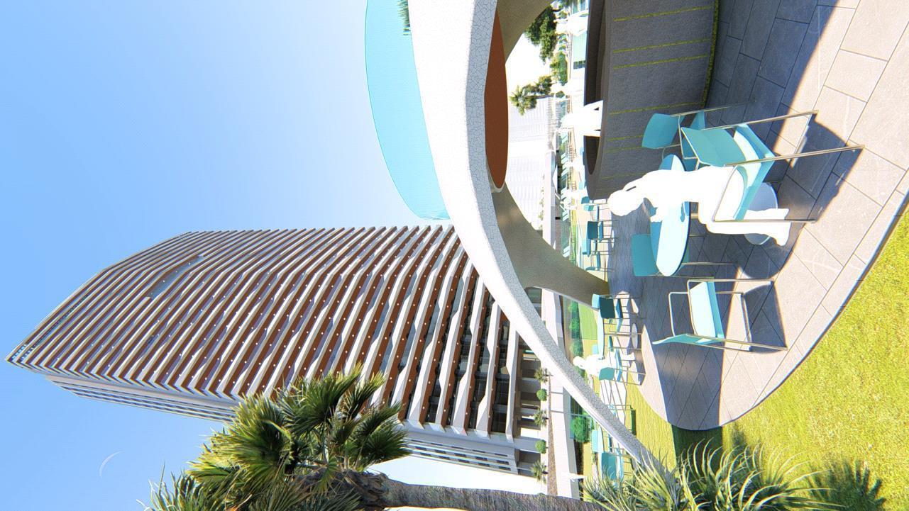 Apartamento en venta en Benidorm con vistas al mar