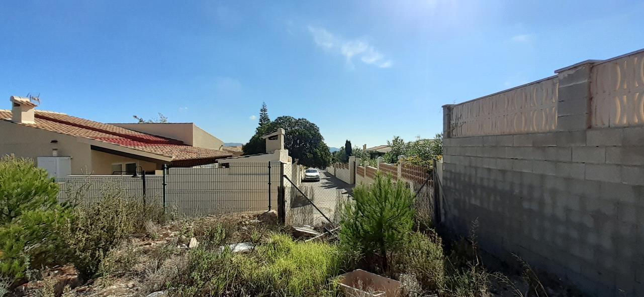 Parcela urbana en La Nucia
