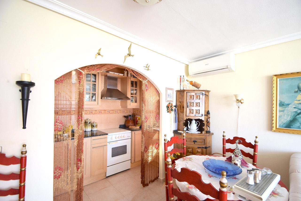 Apartamento con vistas al mar en Benidorm