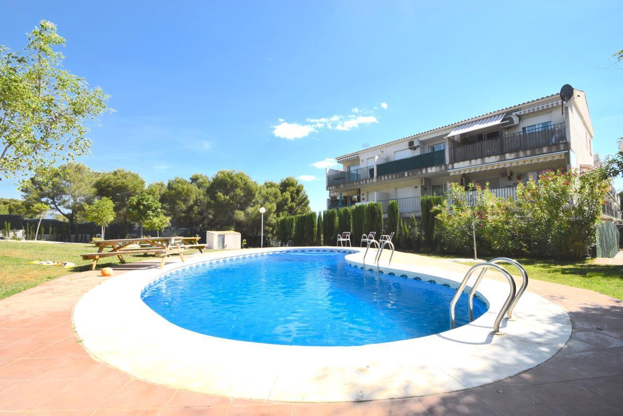 Apartamento con piscina en el Albir