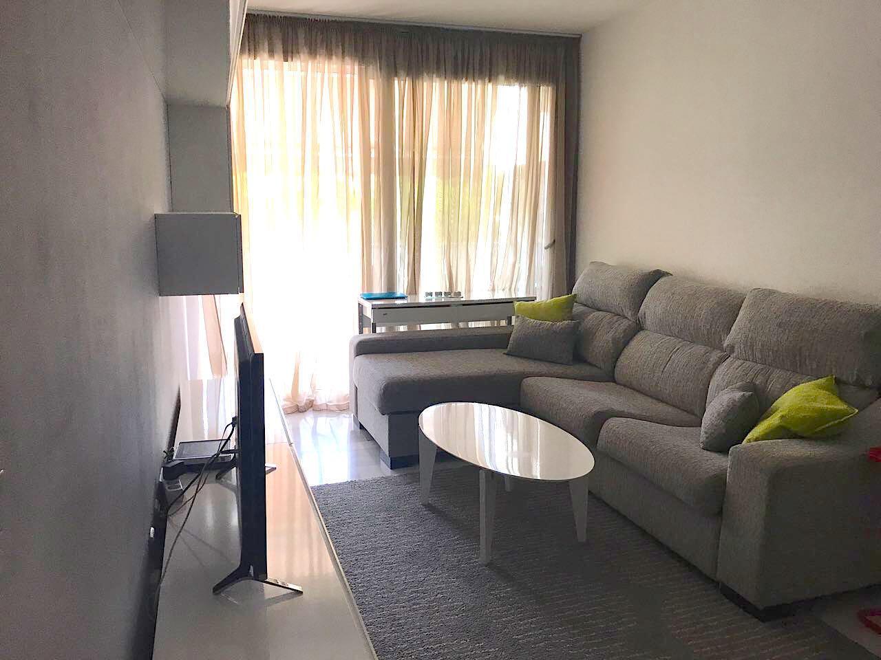 Apartamento en la cala de Villajoyosa