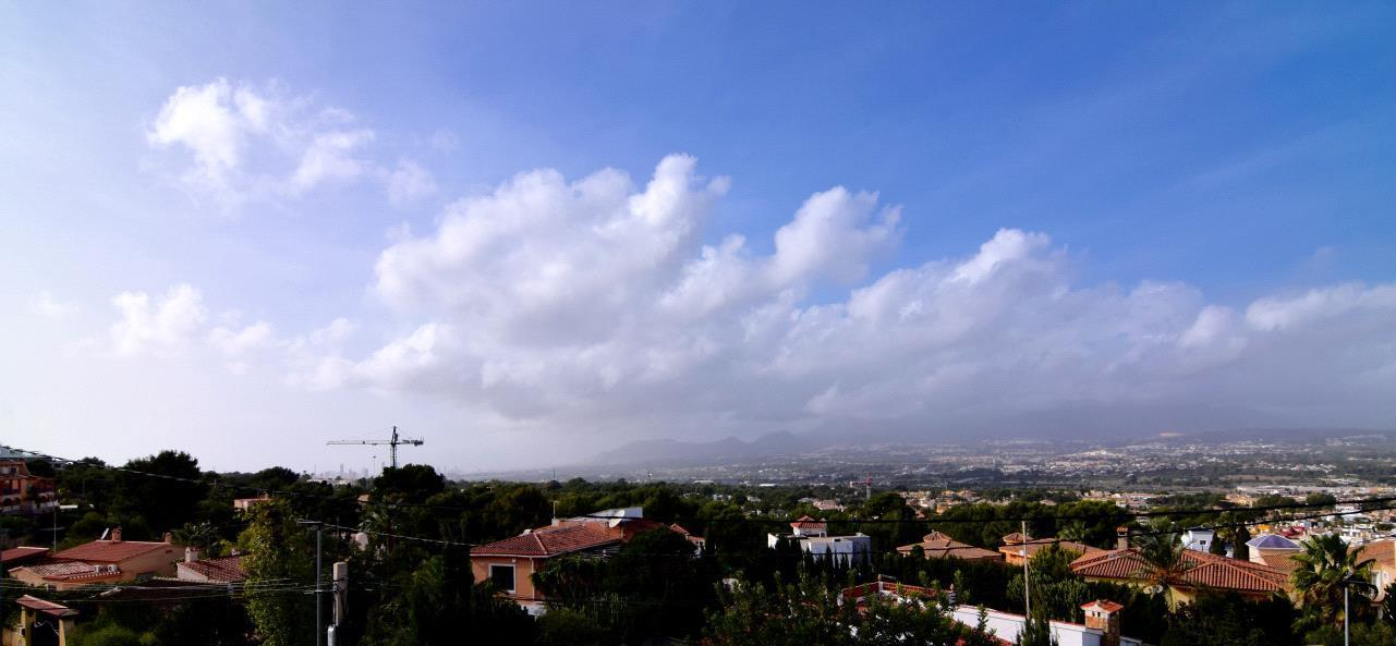Chalet Pareado en el Albir con vistas panoramicas