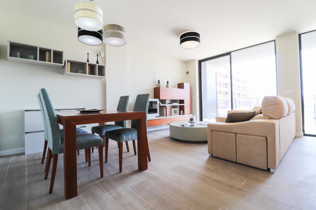 Apartamento de nueva construccion en Villajoyosa