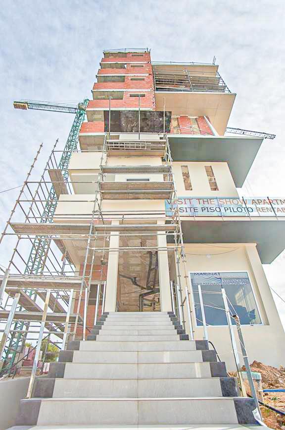 Apartamento en Finestrat