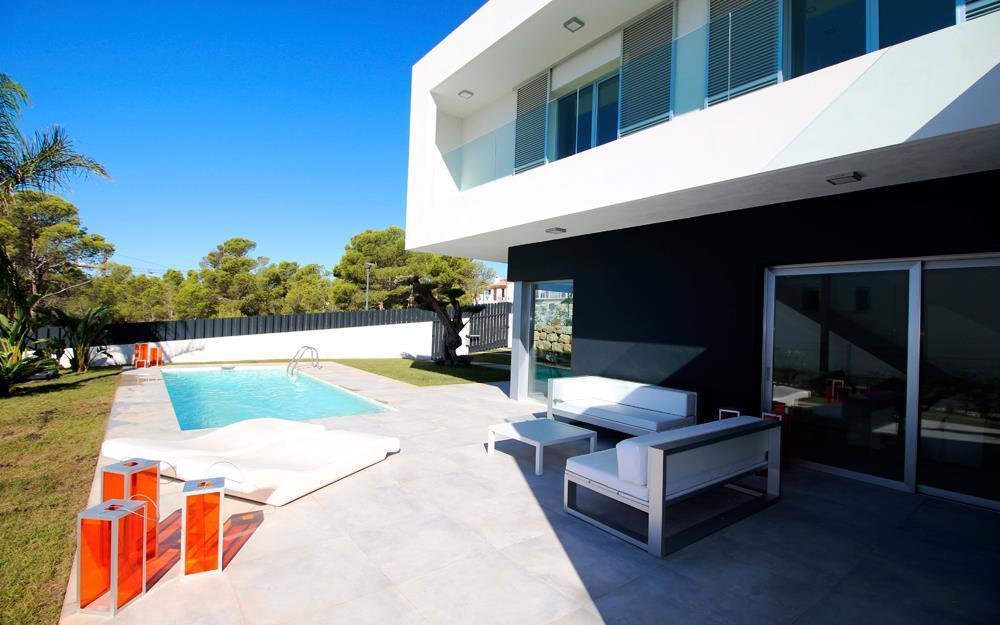 Chalet | Villa en venta en Finestrat