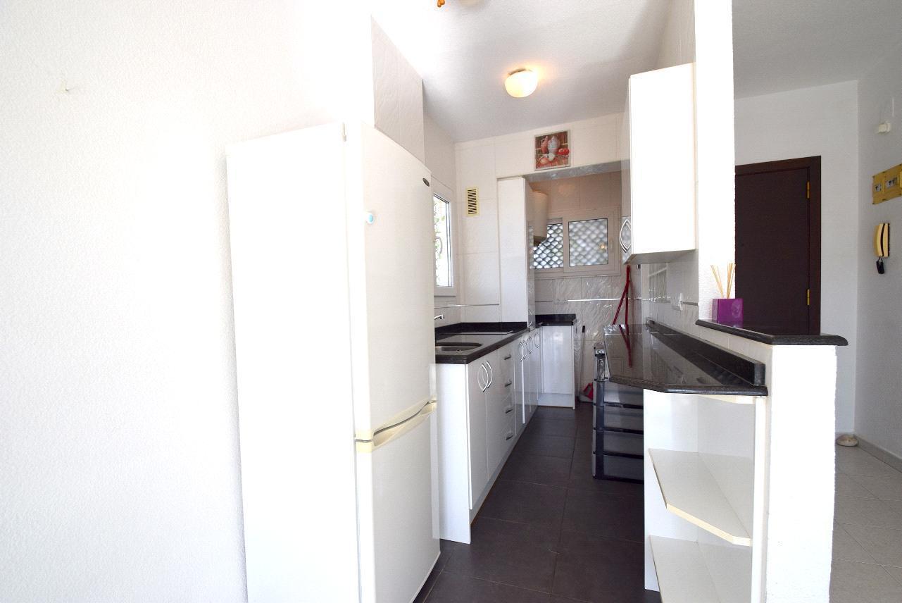 Apartamento en alquiler en Albir de larga temporada
