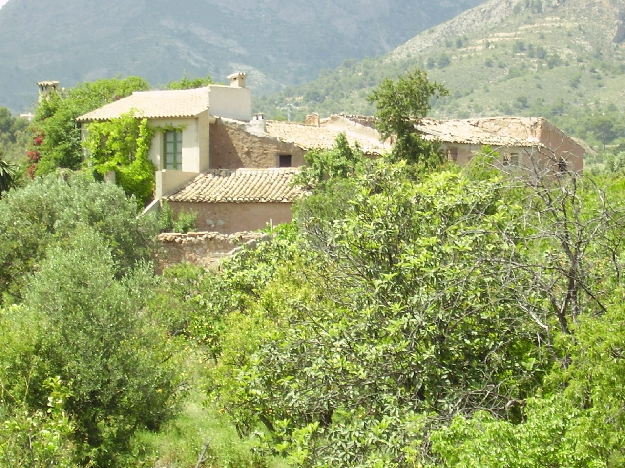Casa de campo en venta en Finestrat