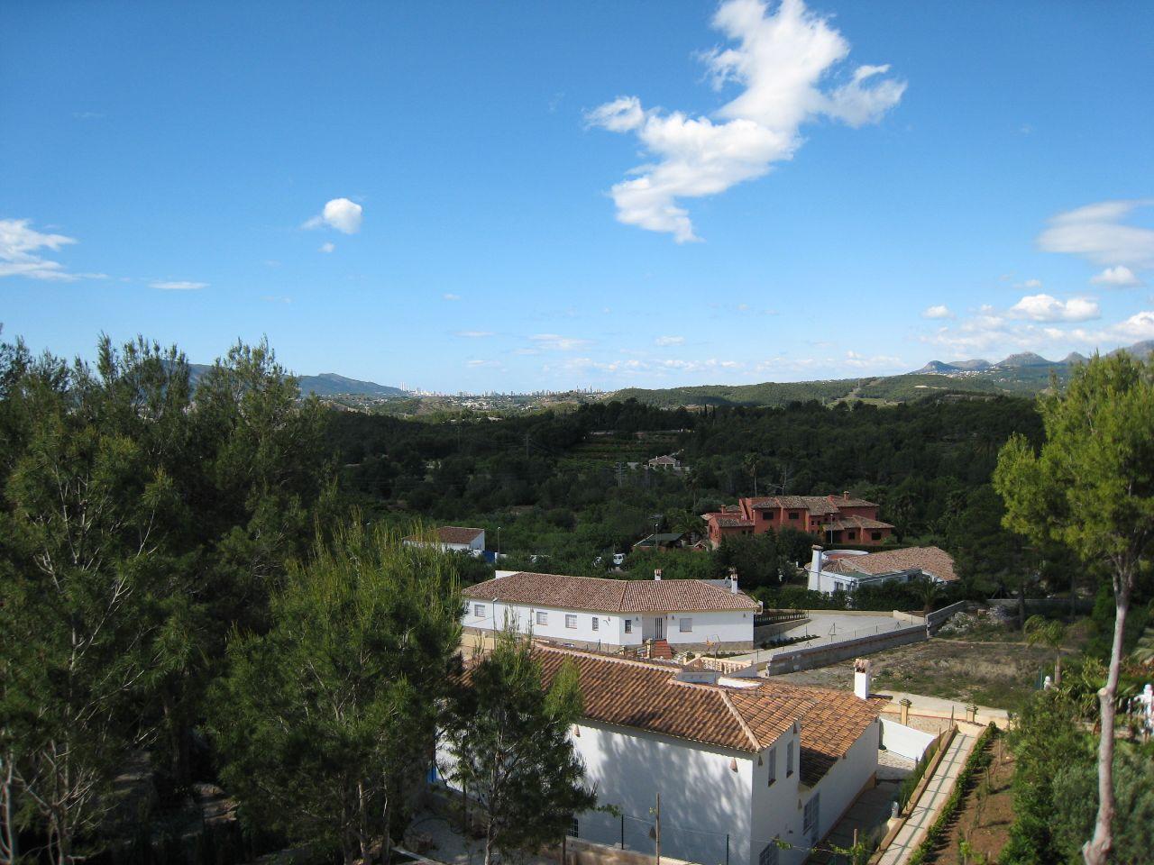 Chalet   Villa en venta en Altea
