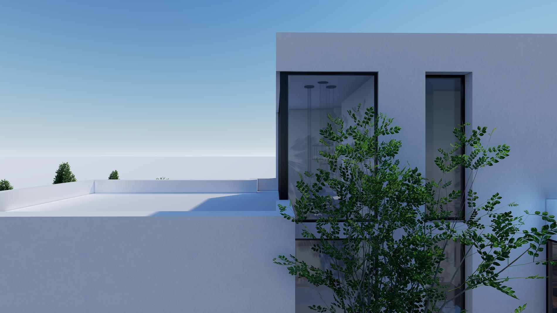 Chalet   Villa en venta en Polop, de obra nueva