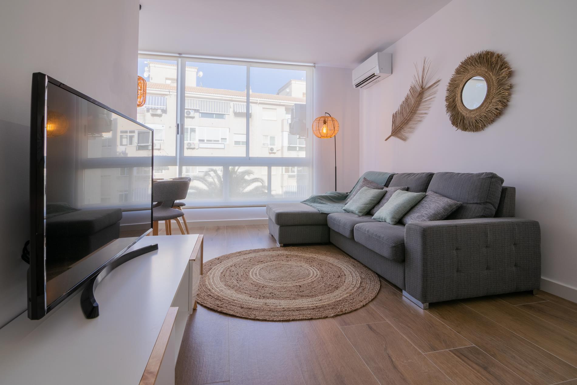 Apartamento en alquiler en Albir, recien reformado