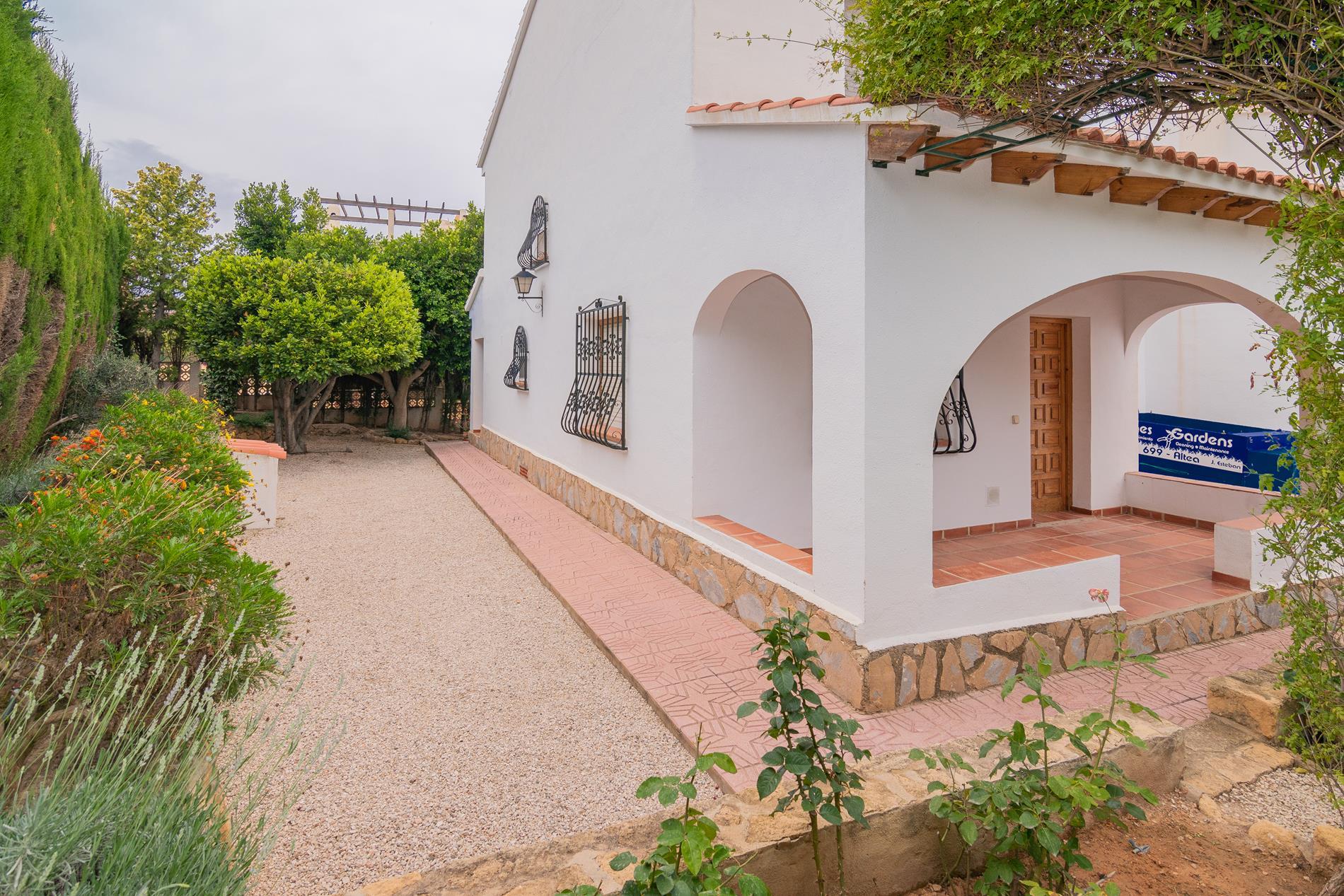 Chalets pareados en venta en Albir