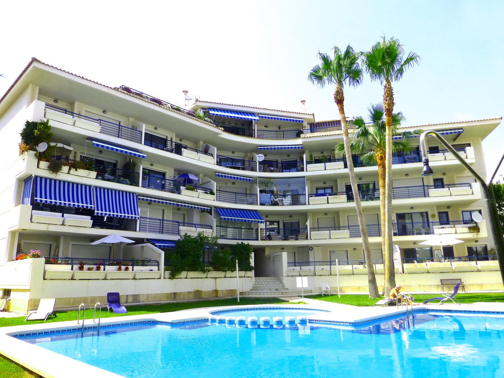 Apartamento en alquiler en Albir