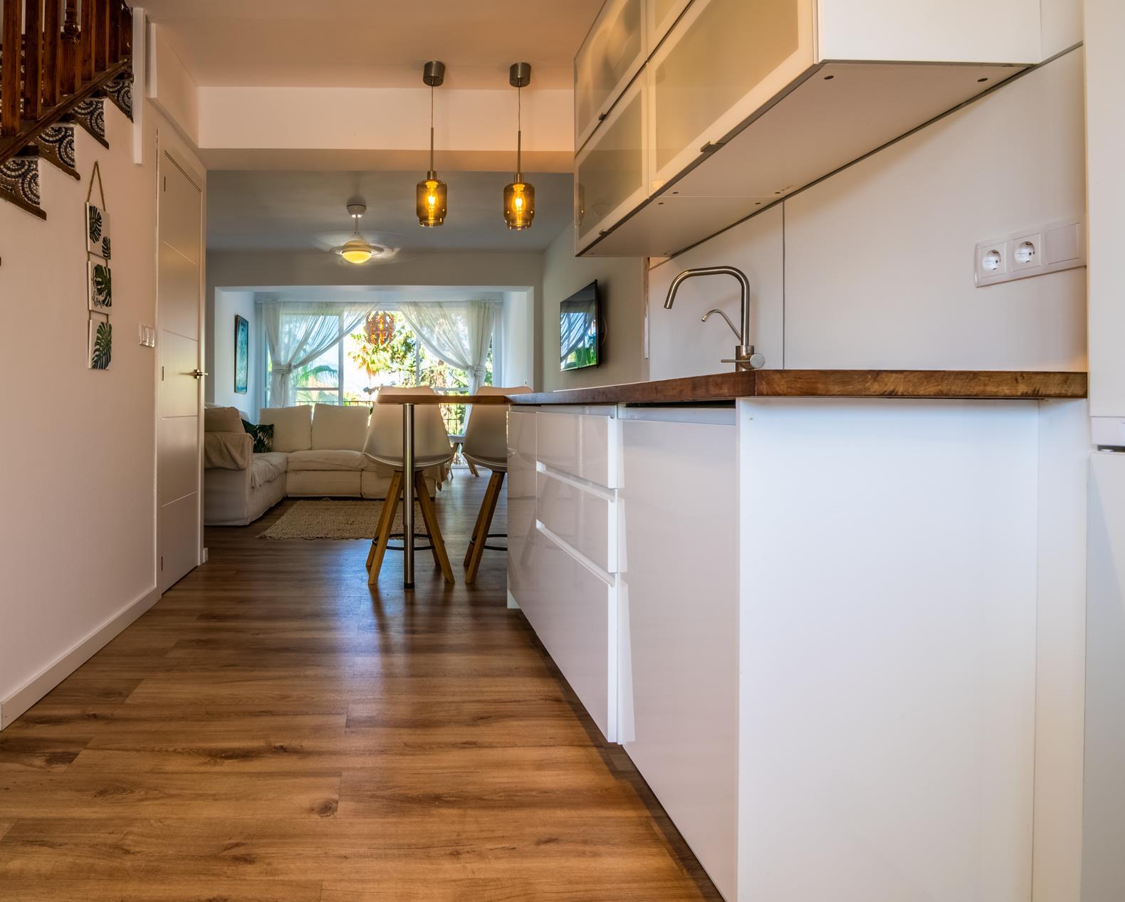 Apartamento duplex en venta en Albir