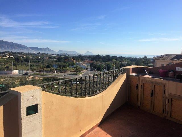 Apartamento en venta en Alfas del Pi, edificio en venta