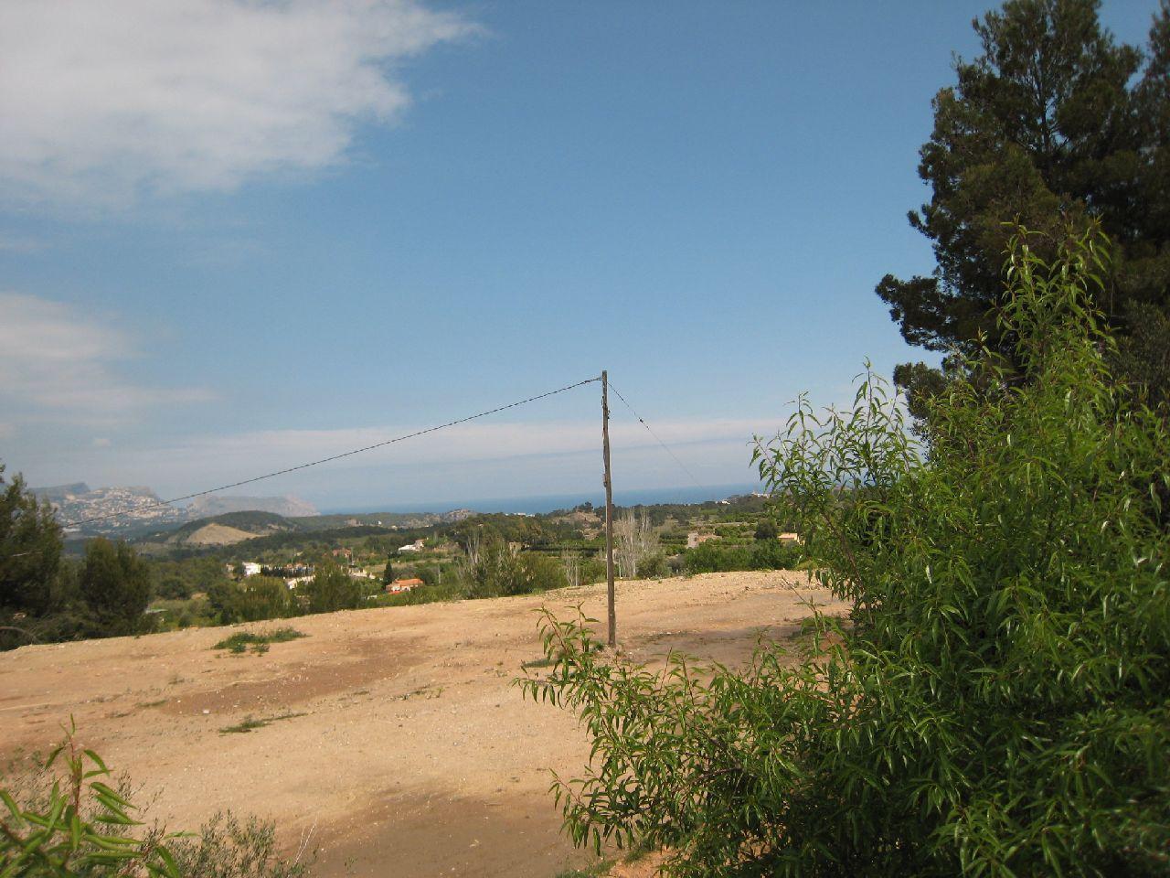 Bungalow en venta en La Nucia