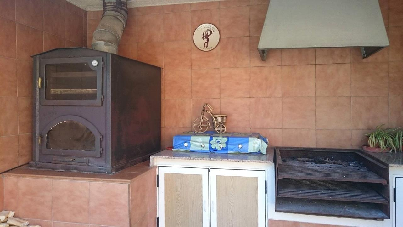 Casa de campo en Bolulla