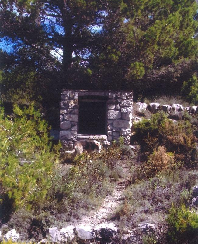 Casa de campo en venta en Relleu