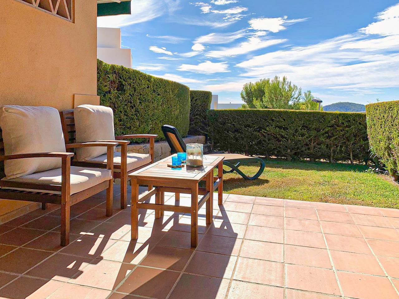 Bungalow en venta en Finestrat con vistas panoramicas