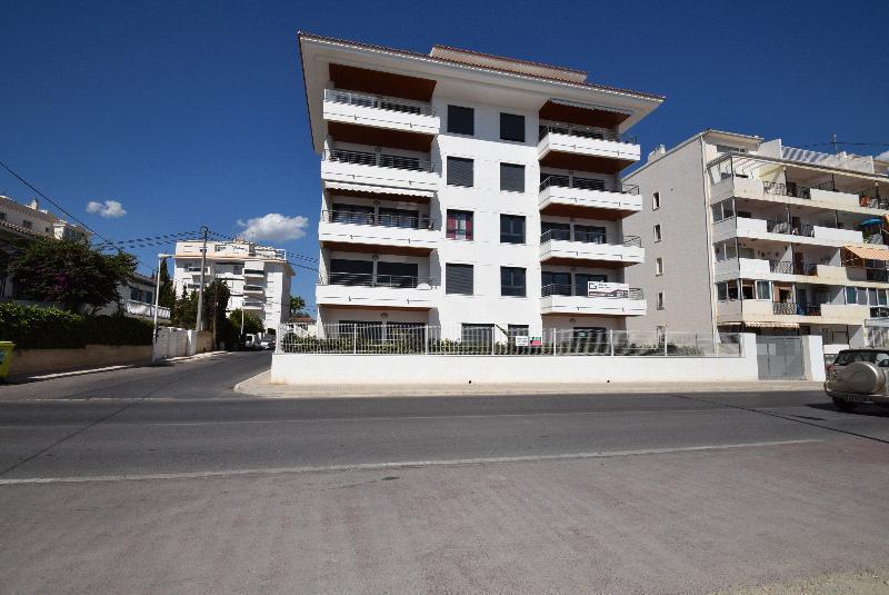 Apartamento en venta en Altea frente al mar
