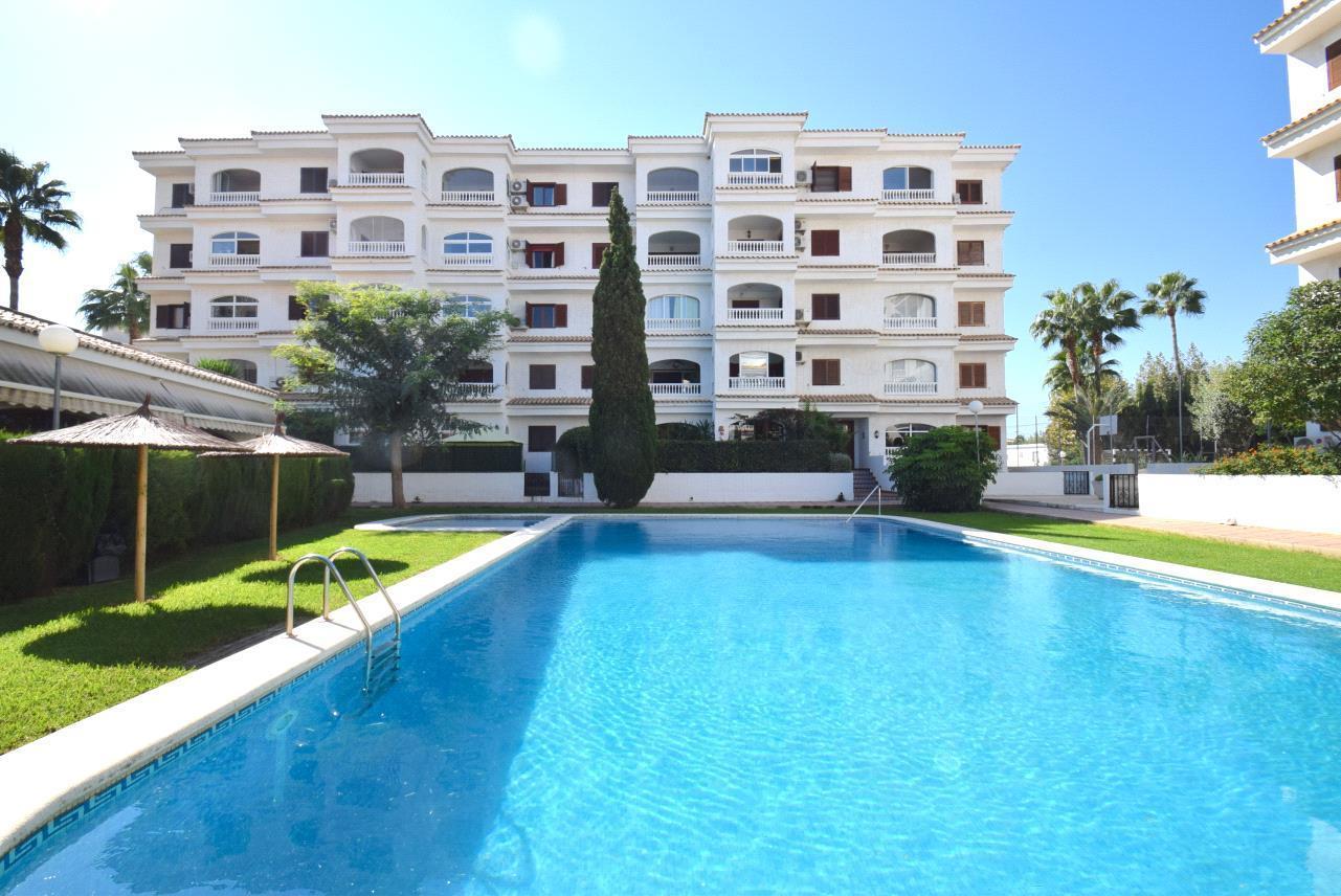 Apartamento cerca del mar en el Albir