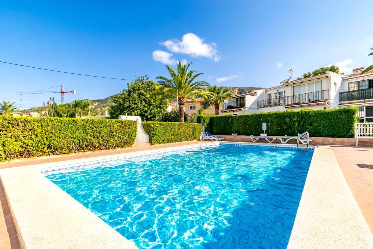 Apartamento en el Albir con piscina