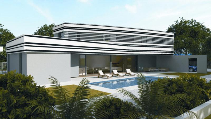 Chalet   Villa en venta en Polop de la Marina