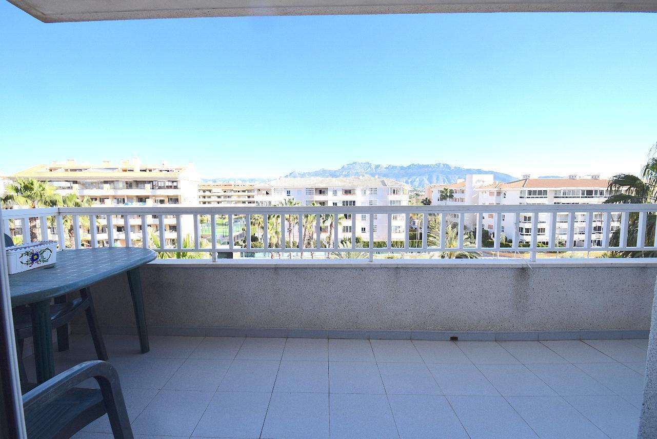 Atico con vistas panoramicas en el Albir