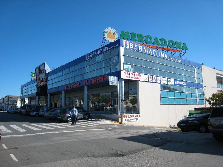 Local comercial en venta en Altea