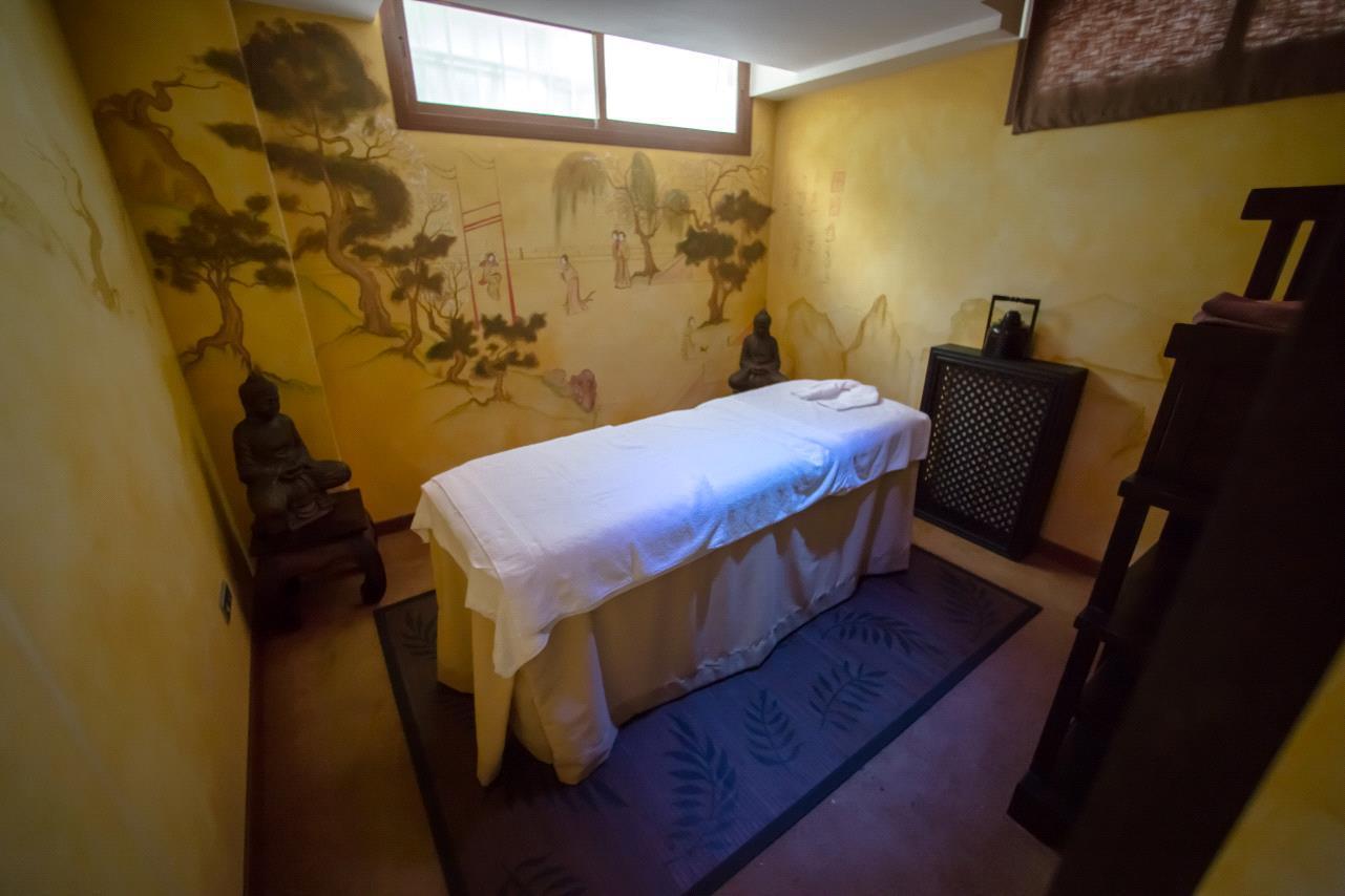 Chalet spa-wellness en el centro del Albir