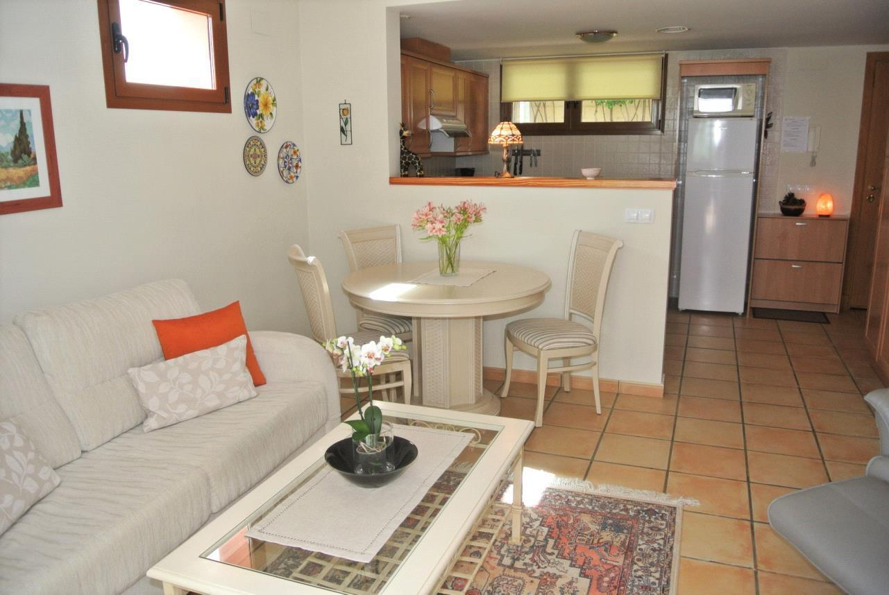 Apartamento situado en una magnifica urbanizacion de Alfaz del Pi
