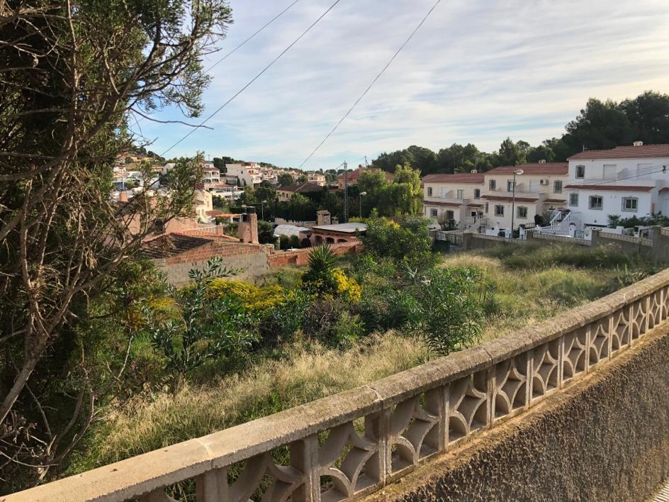 Terrain urbain à La Nucía