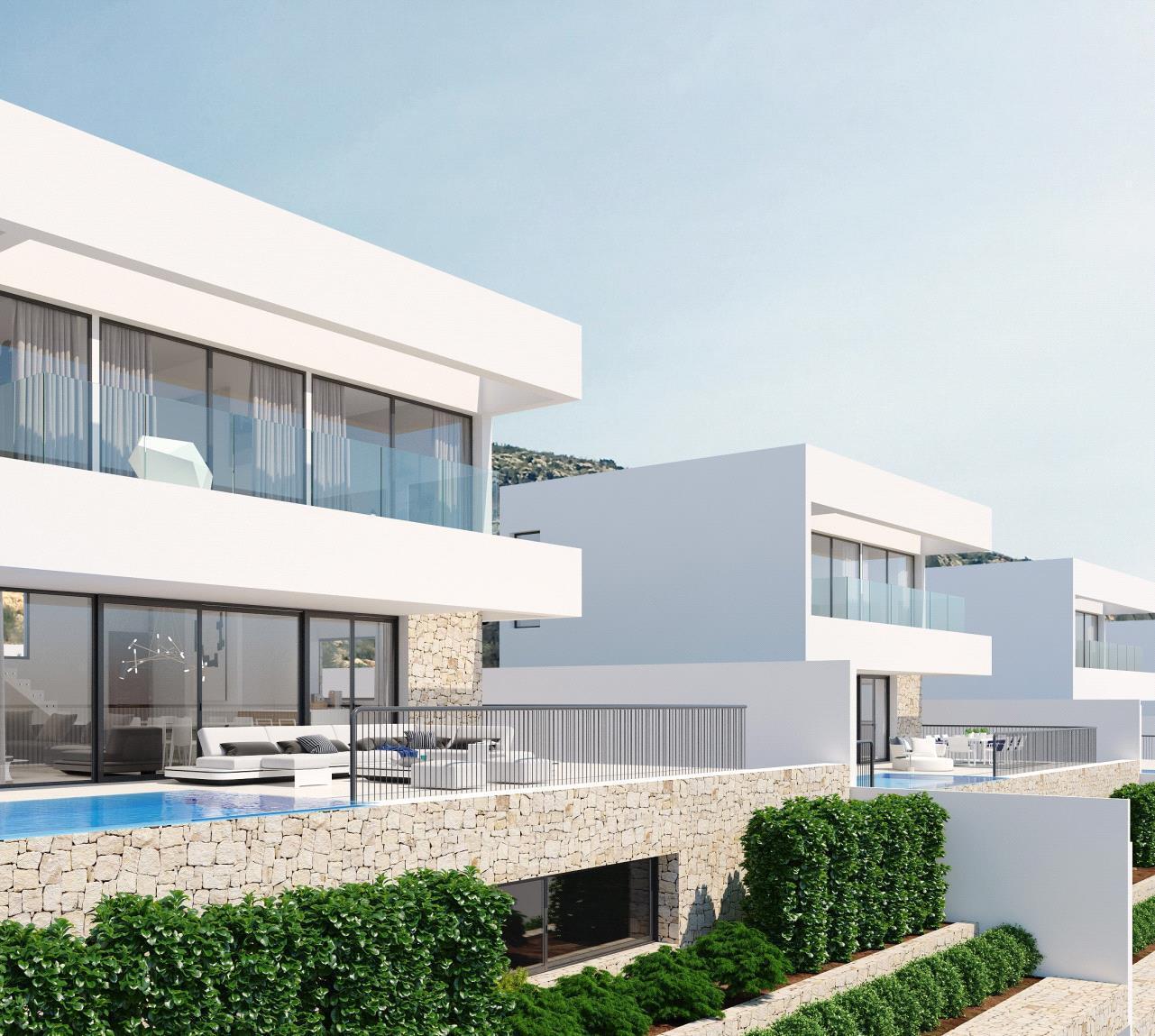 Villa à vente à Finestrat