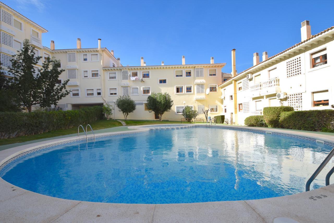 Centrico apartamento con piscina en Altea