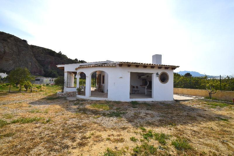 Casa de campo en venta en La Nucía