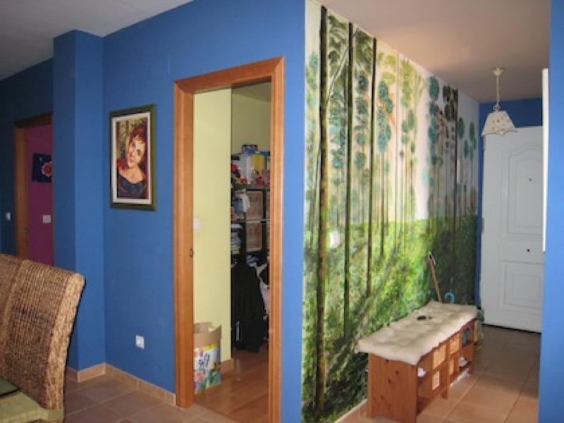 Apartamento con vistas panoramicas en Finestrat