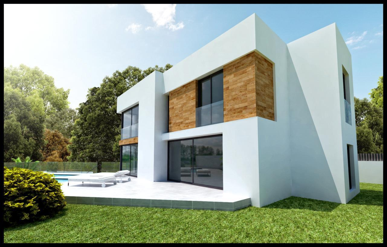 Chalet nueva construccion de primera calidad en el Albir
