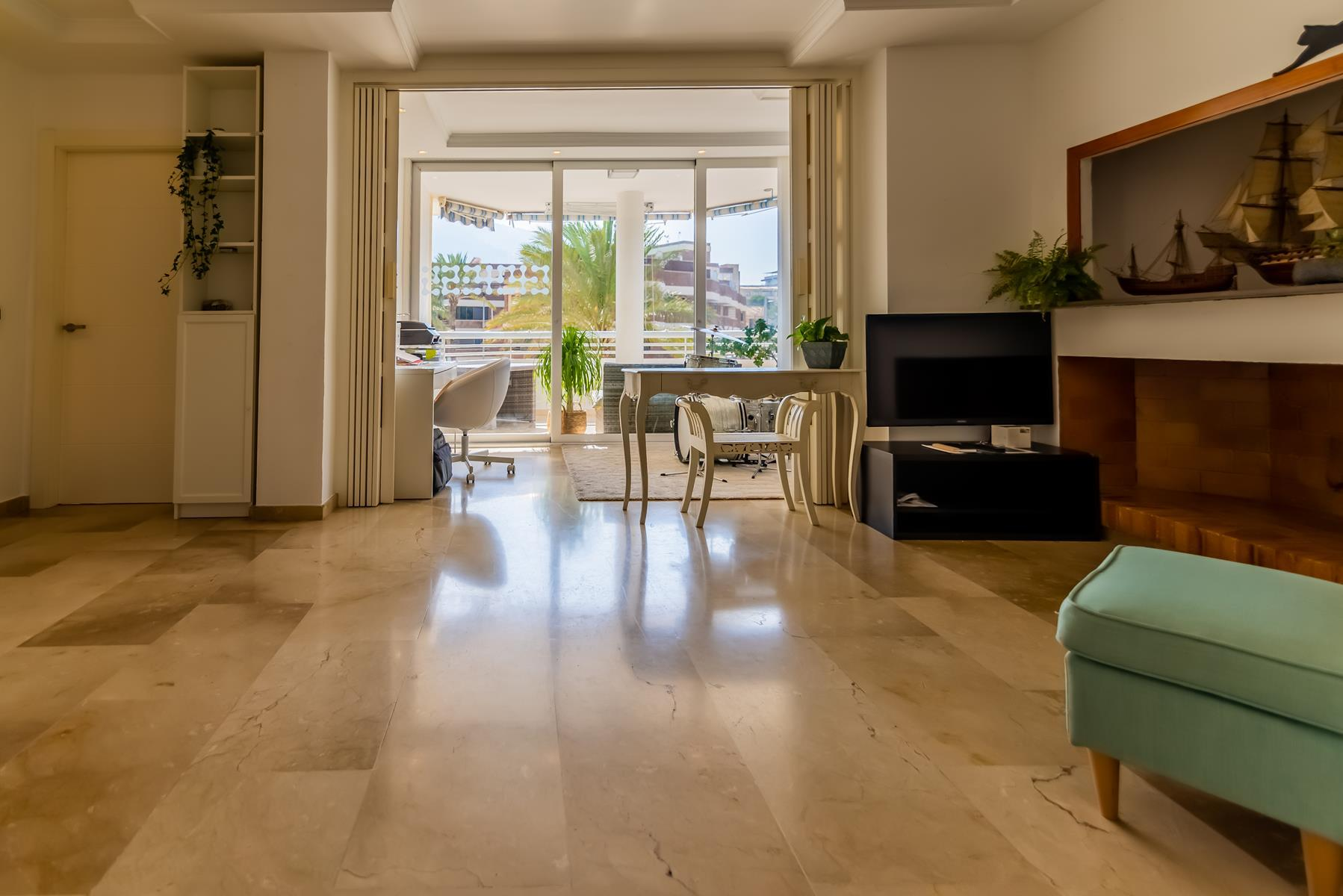 Apartamento en venta en Albir con vistas al mar