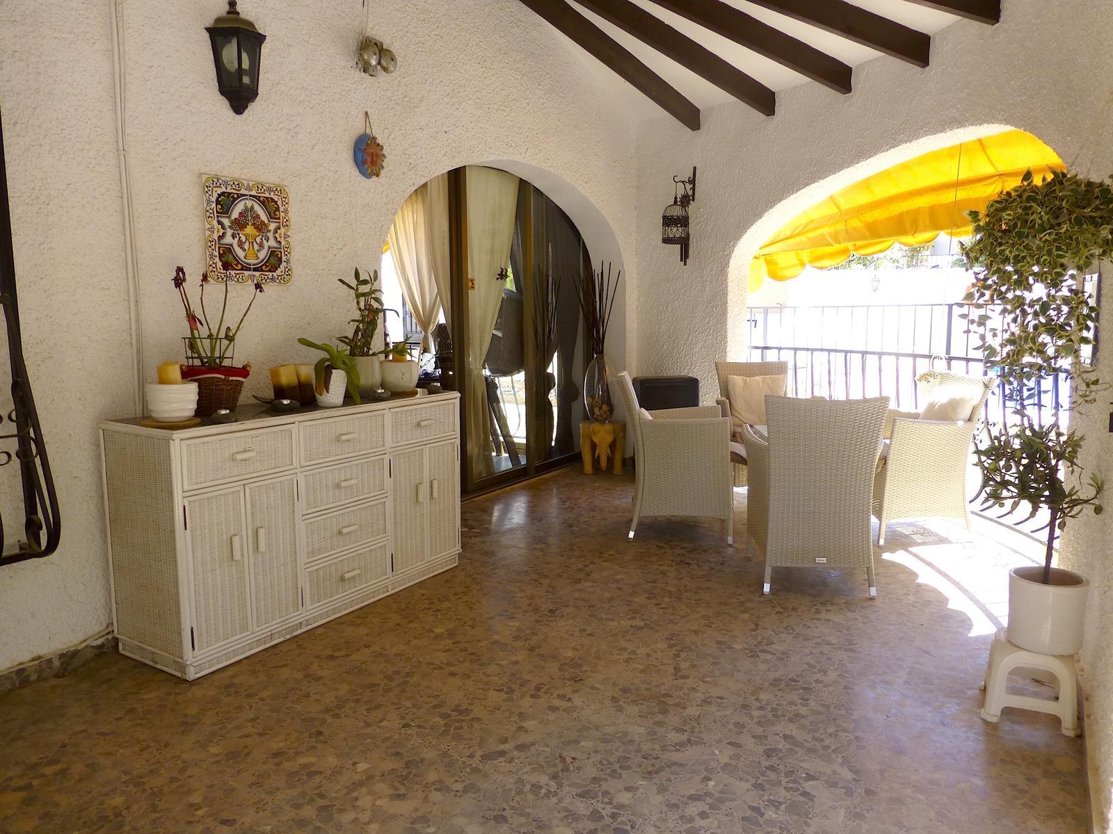 Chalet | Villa en venta en Altea con vistas al mar