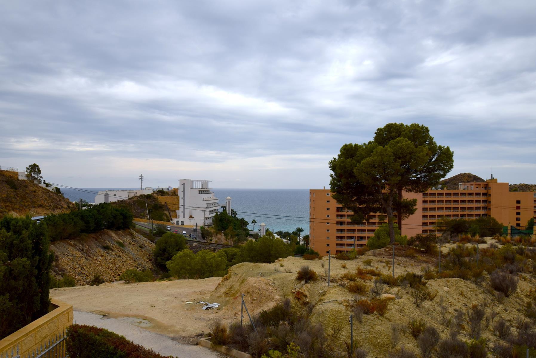 Chalet Pareado en venta en Villajoyosa con vistas al mar