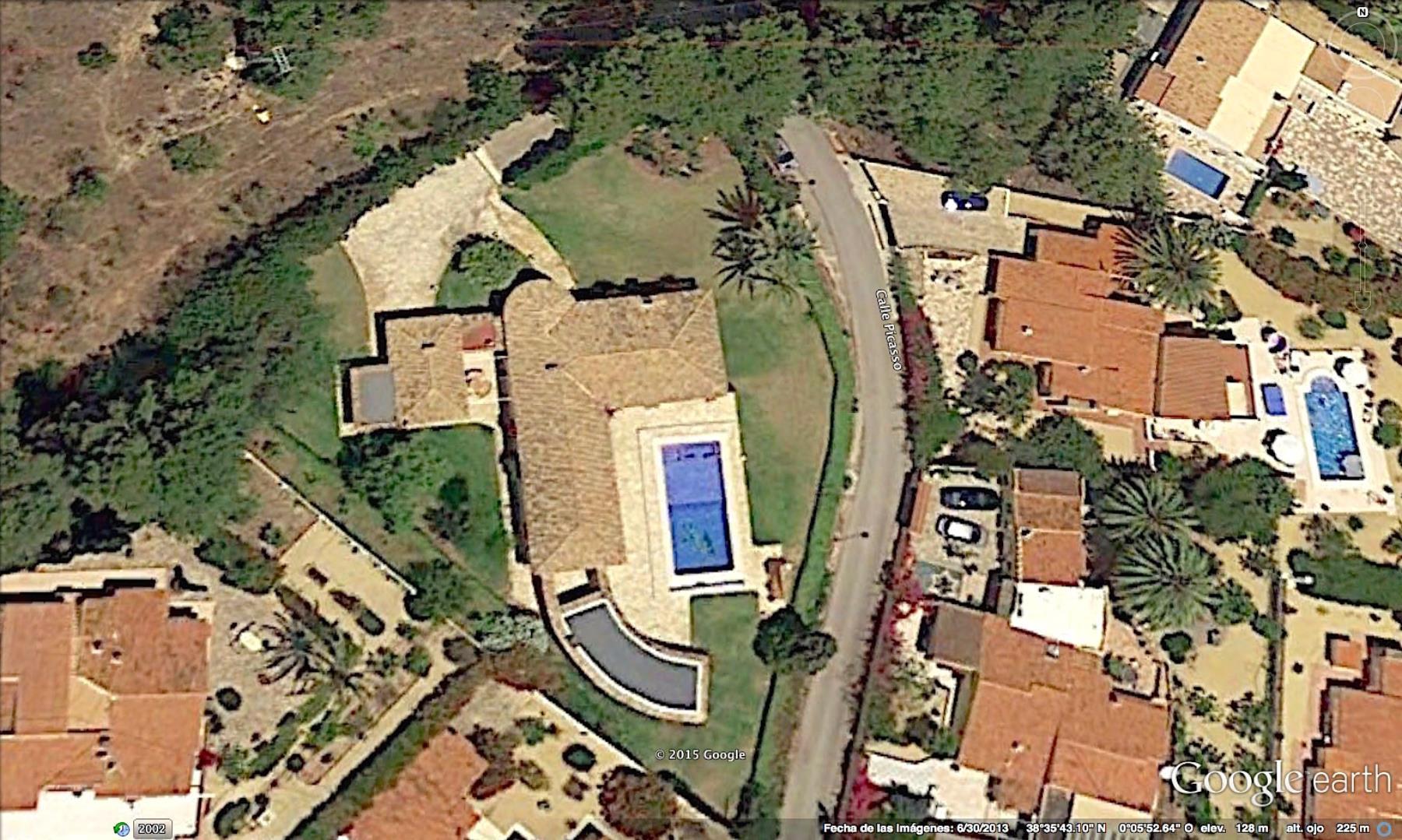 Chalet   Villa en venta en Alfàs del Pí