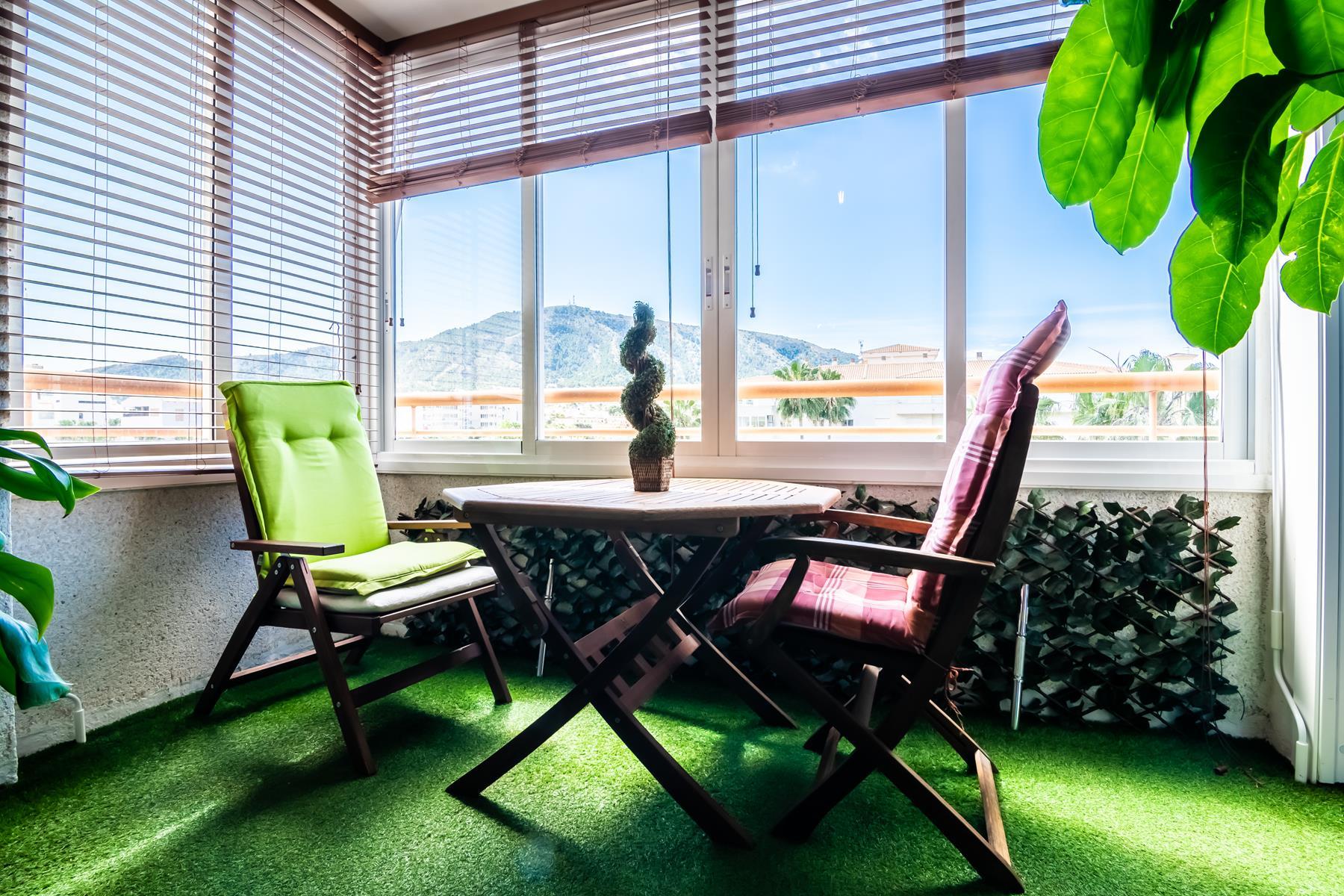 Apartamento en venta en Albir con orientacion Sur
