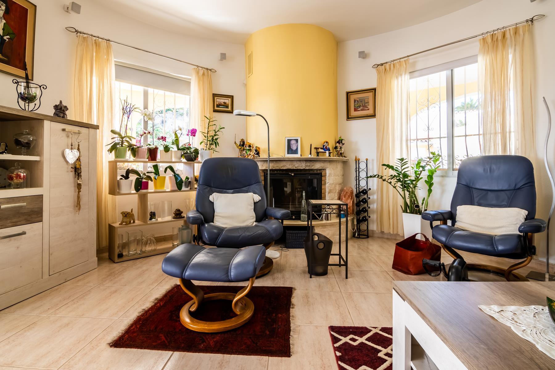 Chalet | Villa en venta en La Nucia con vistas panoramicas