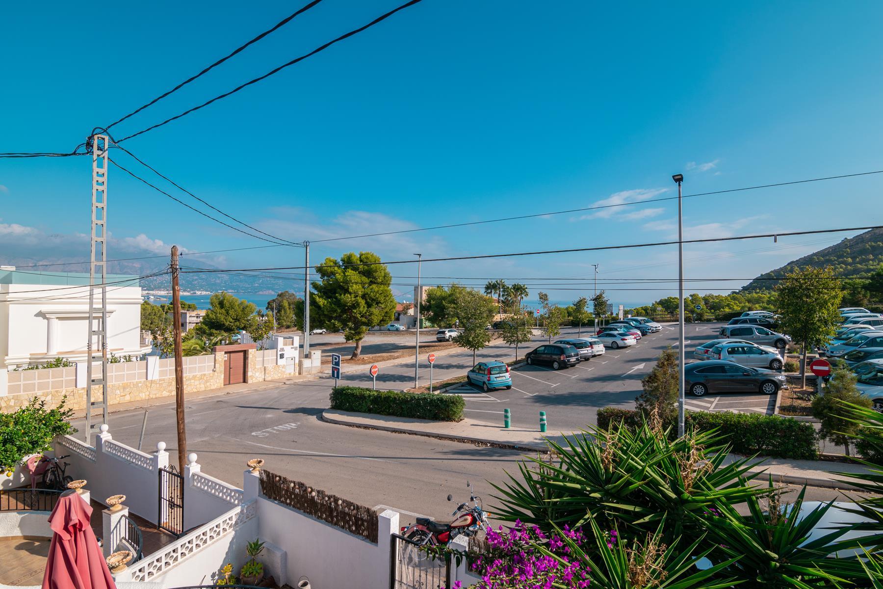 Bungalow en venta en Albir con vistas al mar