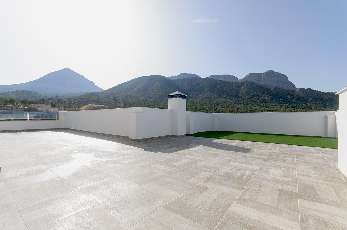 Fantastico bungalow de nueva construccion en Polop
