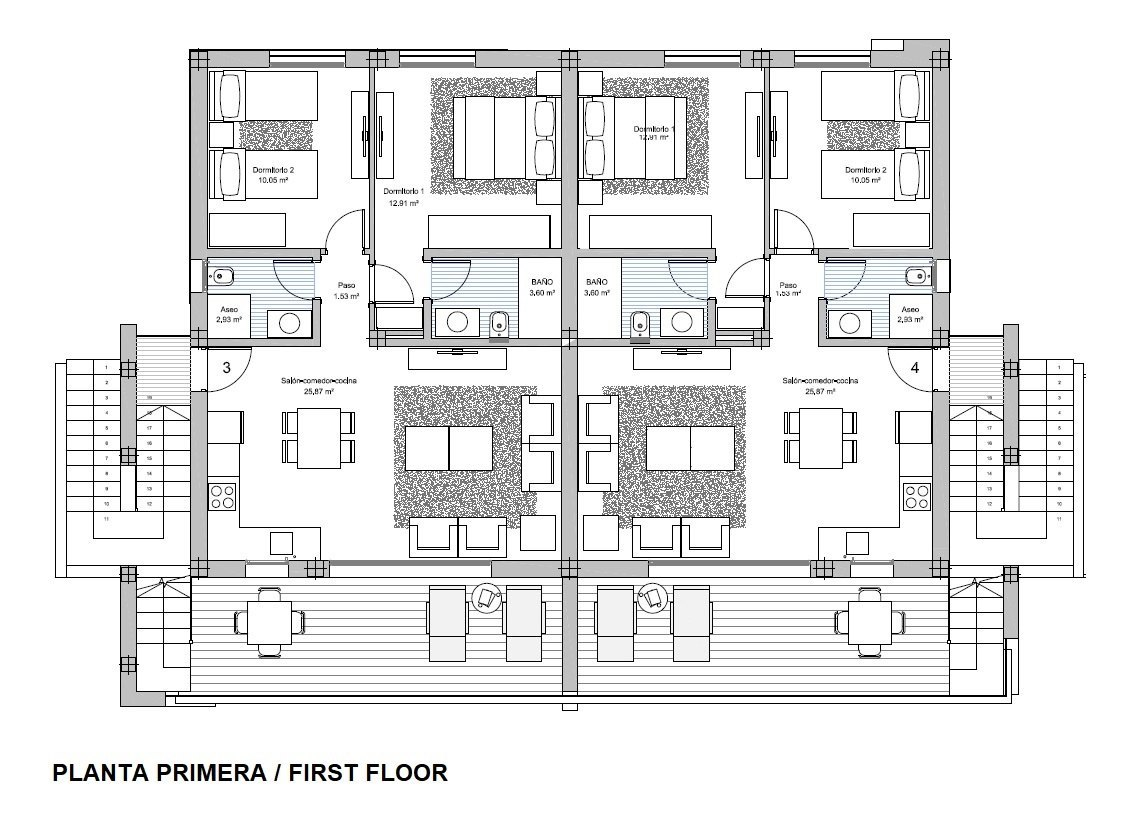 Apartamento en Finestrat de nueva construccion