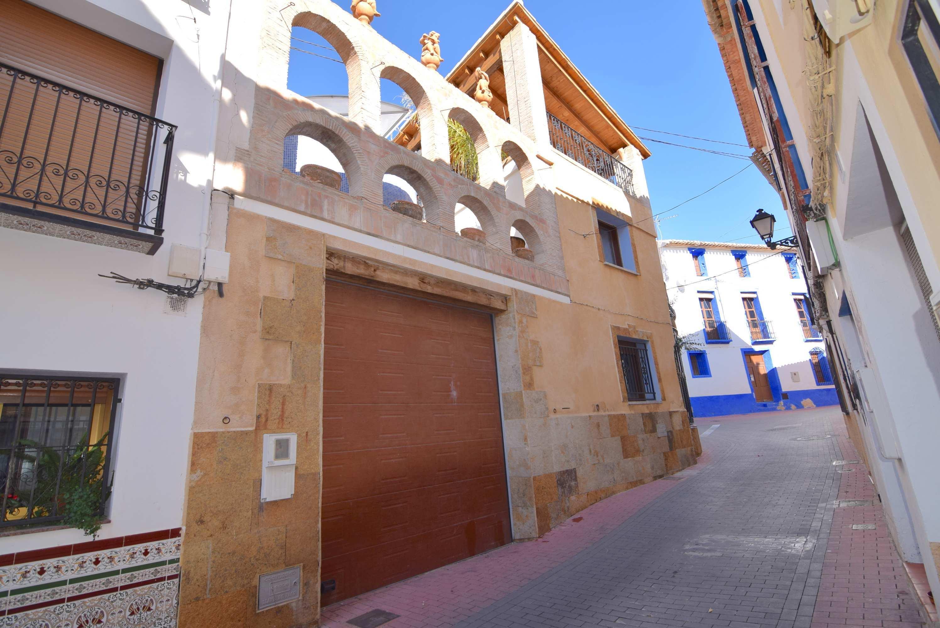 Casa de Pueblo en Polop