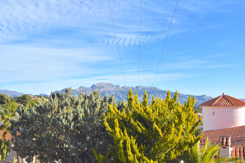 Chalet con vistas panoramicas en La Nucia